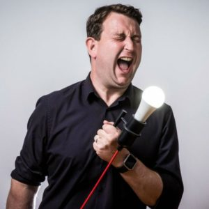 Craig Murray Boat Show comedy club london profile p