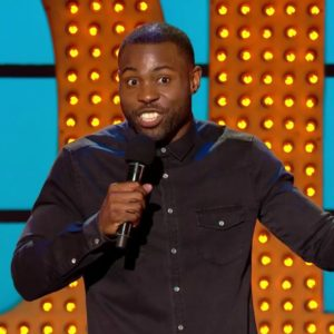 darren harriott live at apollo boat show comedy club london