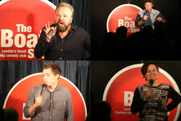 The Boat Show Comedy Club London
