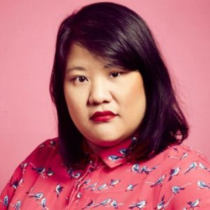 evelyn-mok the boat show london comedy club