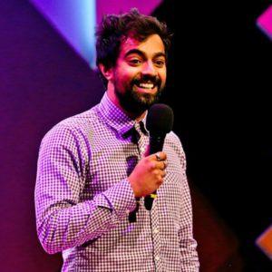 rahul-kohli- boat show comedy club