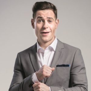 simon brodkin the boat show comedy club london lee nelson