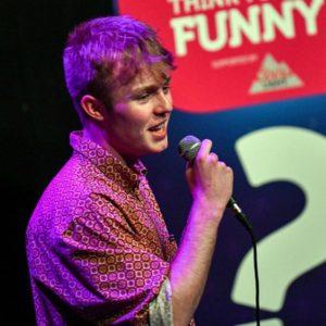 finlay_christie boat show comedy club